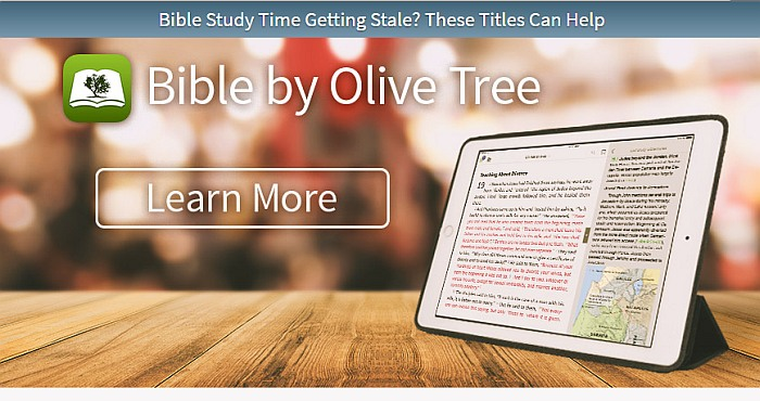 The Olive Tree Bible App updates